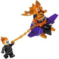 LEGO Super Heroes 76058 Spiderman Ghost Rider vstupuje do týmu 6