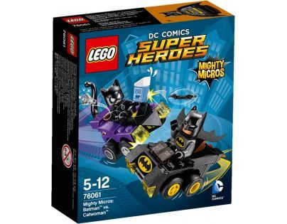 LEGO Super Heroes 76061 Mighty Micros Batman™ vs. Catwoman