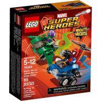 LEGO Super Heroes 76064 Mighty Micros: Spiderman vs. Green Goblin - Poškozený obal