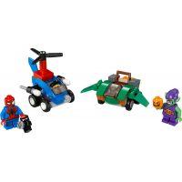 LEGO Super Heroes 76064 Mighty Micros Spiderman vs. Green Goblin 2