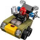 LEGO Super Heroes 76065 Mighty Micros Kapitán America vs. Red Skull 3