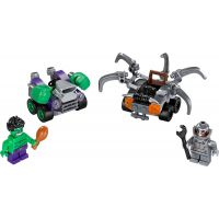 LEGO Super Heroes 76066 Mighty Micros: Hulk vs. Ultron 2