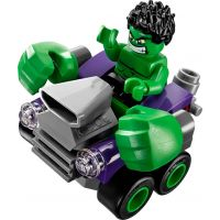 LEGO Super Heroes 76066 Mighty Micros: Hulk vs. Ultron 3