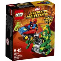 LEGO Super Heroes 76071 Mighty Micros Spiderman vs. Škorpion