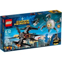LEGO Super Heroes 76111 Batman™ Zničení Brother Eye™