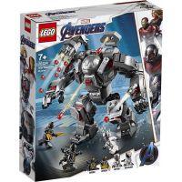 Lego Super Heroes 76124 War Machine v robotickém obleku
