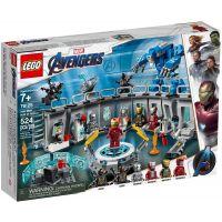 Lego Super Heroes 76125 Iron Man a jeho obleky 2