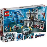 Lego Super Heroes 76125 Iron Man a jeho obleky 4