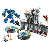 Lego Super Heroes 76125 Iron Man a jeho obleky 3