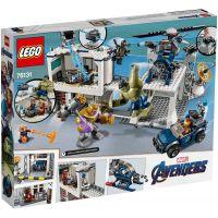 Lego Super Heroes 7613 Bitva o základnu Avengerů 2