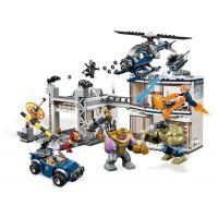 Lego Super Heroes 7613 Bitva o základnu Avengerů 3
