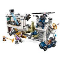 Lego Super Heroes 7613 Bitva o základnu Avengerů 4