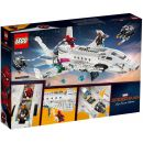 LEGO Super Heroes 76130 Tryskáč Tonyho Starka a útok dronu 2