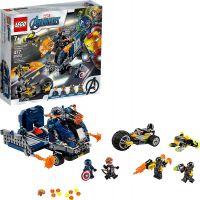 LEGO® Super Heroes 76143 Avengers: Boj o náklaďák