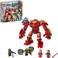 LEGO® Super Heroes 76164 Iron Man Hulkbuster proti agentovi A.I.M.