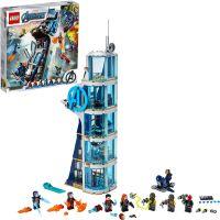 LEGO® Super Heroes 76166 Boj ve věži Avengerů