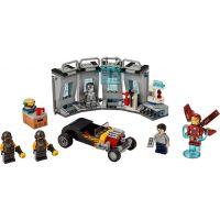 LEGO Super Heroes 76167 Zbrojnice Iron Mana 2