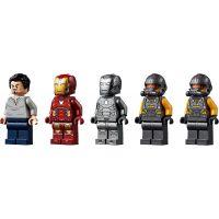 LEGO Super Heroes 76167 Zbrojnice Iron Mana 3