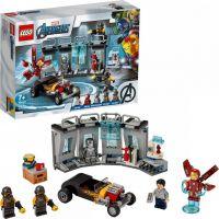LEGO® Super Heroes 76167 Zbrojnice Iron Mana
