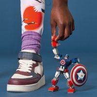 LEGO Super Heroes 76168 Captain America v obrněném robotu 5