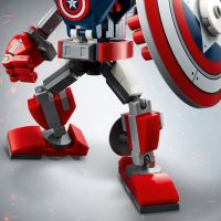 LEGO Super Heroes 76168 Captain America v obrněném robotu 4