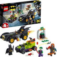 LEGO® Super Heroes 76180 Batman™ vs. Joker™ Honička v Batmobilu