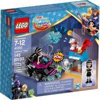 LEGO Super Heroes Girls 41233 Lashina a vozidlo do akce