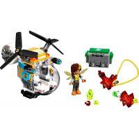 LEGO Super Heroes Girls 41234 Bumblebee a helikoptéra 2