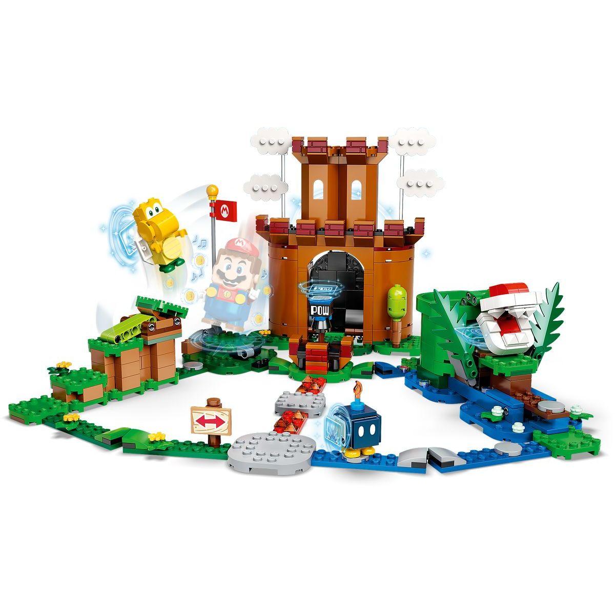 LEGO Super Mario 71362 Útok piraňové rostliny rozšiřující set