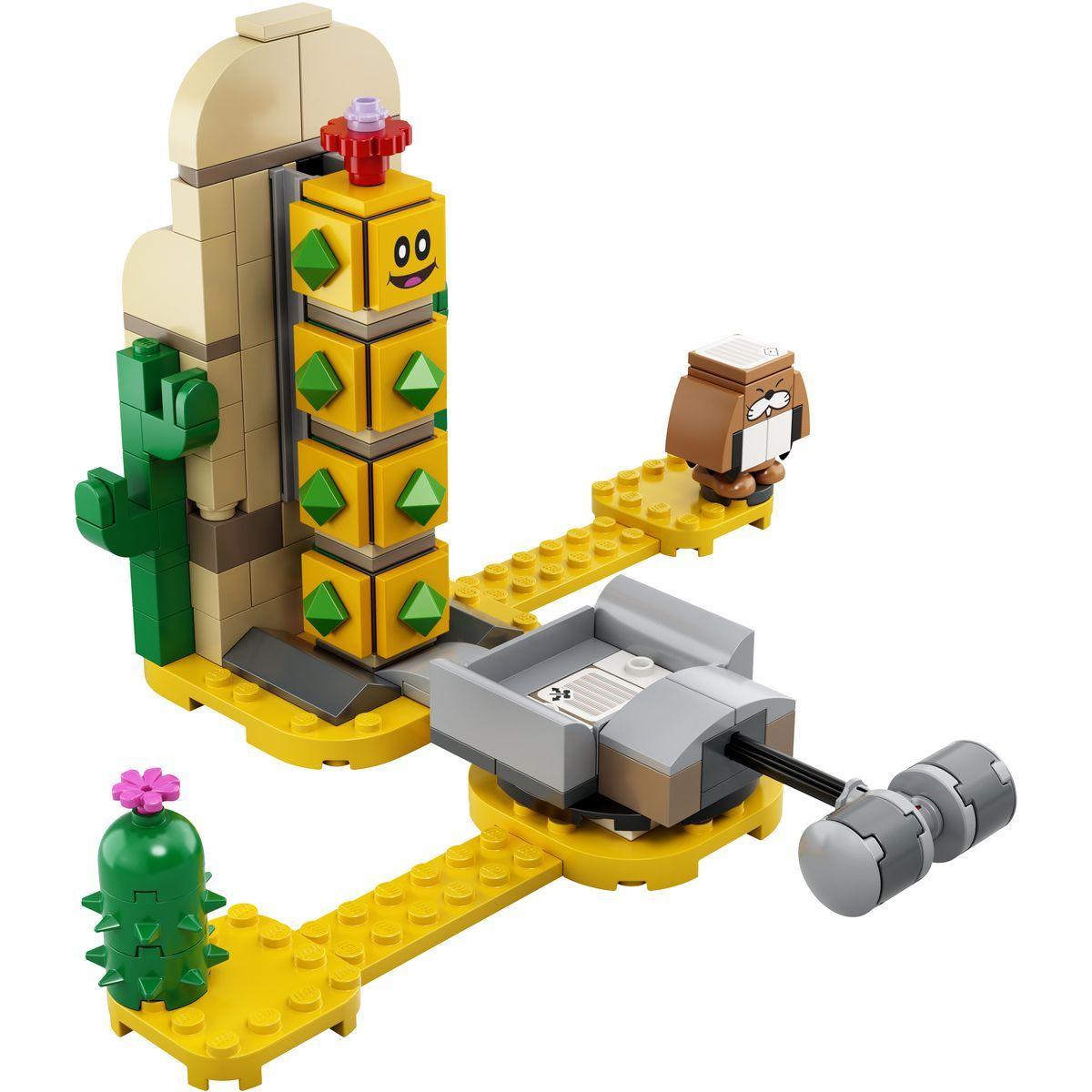 LEGO Super Mario 71363 Pouštní Pokey rozšiřující set