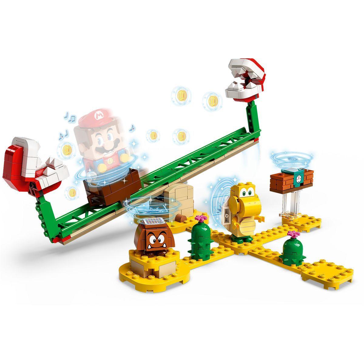 LEGO Super Mario 71365 Závodiště s piraněmi rozšiřující set