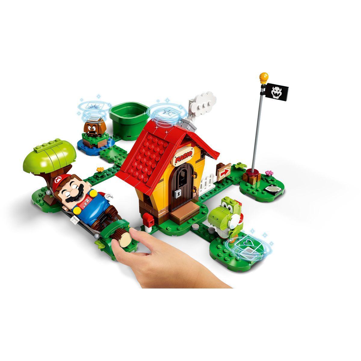 LEGO Super Mario 71367 Mariův dům a Yoshi rozšiřující set