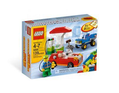 LEGO Kostičky 5898 Stavební sada auta