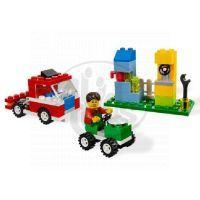 LEGO Kostičky 5899 Stavební sada – domy 2