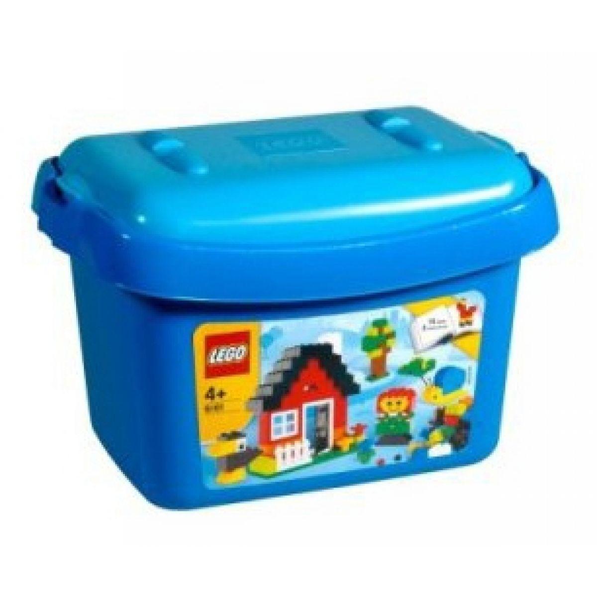 LEGO Kostičky 6161 Box s kostkami