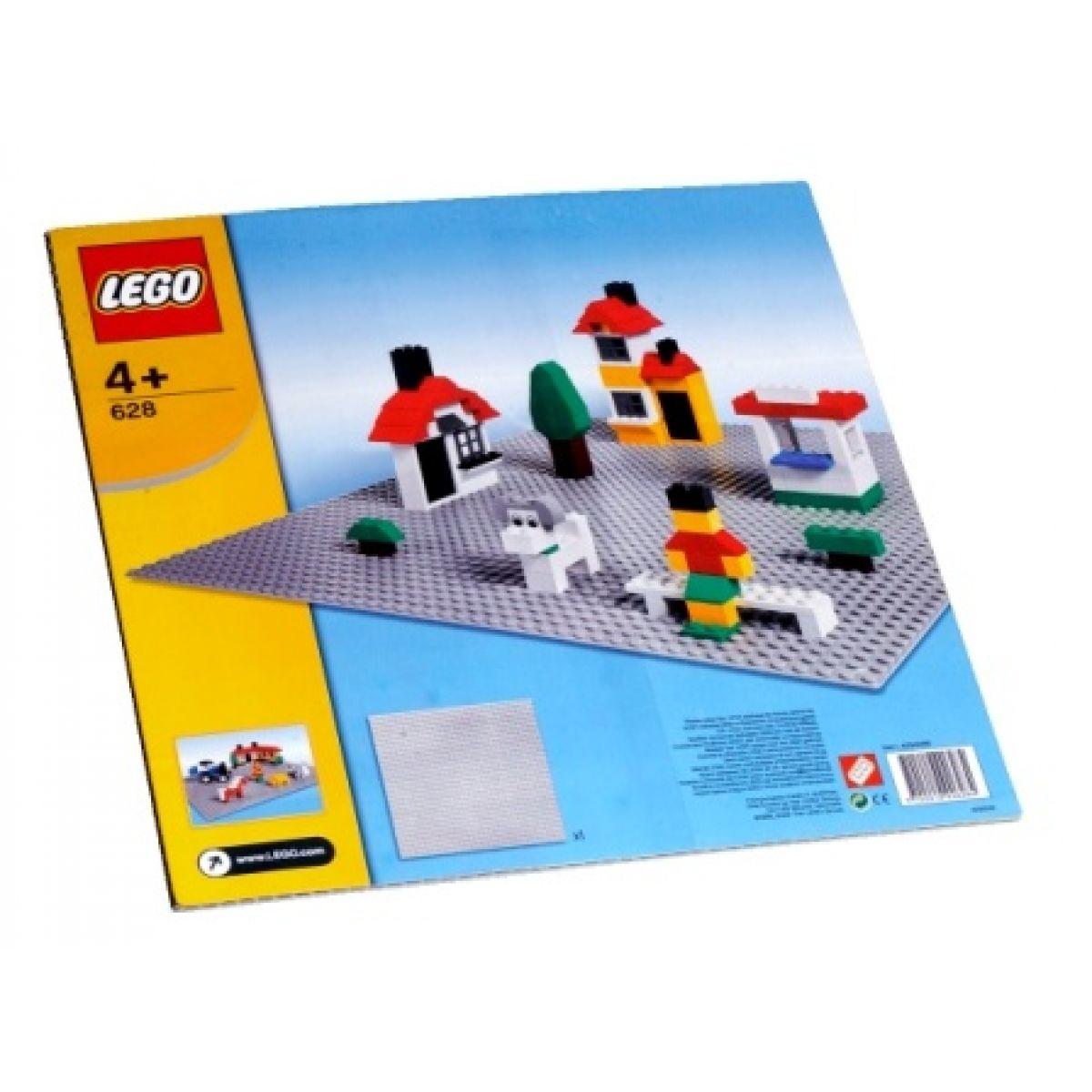 LEGO Kostičky 628 Velká podložka na stavění