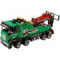 LEGO TECHNIC 42008 Servisní truck 2