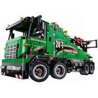 LEGO TECHNIC 42008 Servisní truck 3