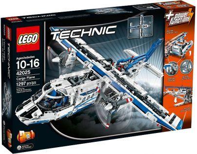 LEGO Technic 42025 - Nákladní letadlo