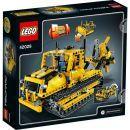 LEGO Technic 42028 - Buldozer 2