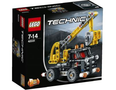 LEGO Technic 42031 - Pracovní plošina