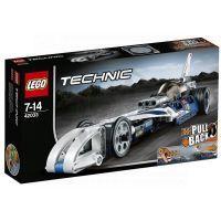 LEGO Technic 42033 - Lamač rekordů