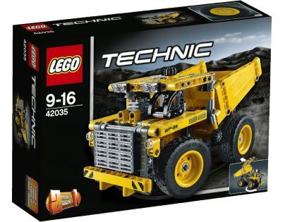 LEGO Technic 42035 - Důlní náklaďák