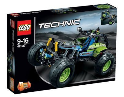 LEGO Technic 42037 - Terénní formule