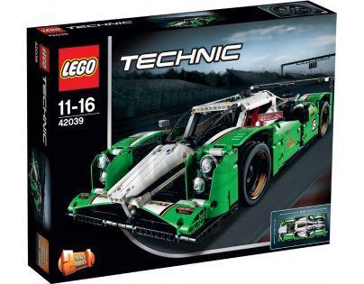 LEGO Technic 42039 - GT vůz pro 24hodinový závod