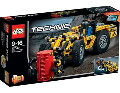 LEGO Technic 42049 Pyrotechnický vůz