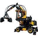 LEGO Technic 42053 Volvo EW 160E 4