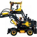 LEGO Technic 42053 Volvo EW 160E 5