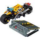 LEGO Technic 42058 Motorka pro kaskadéry 2