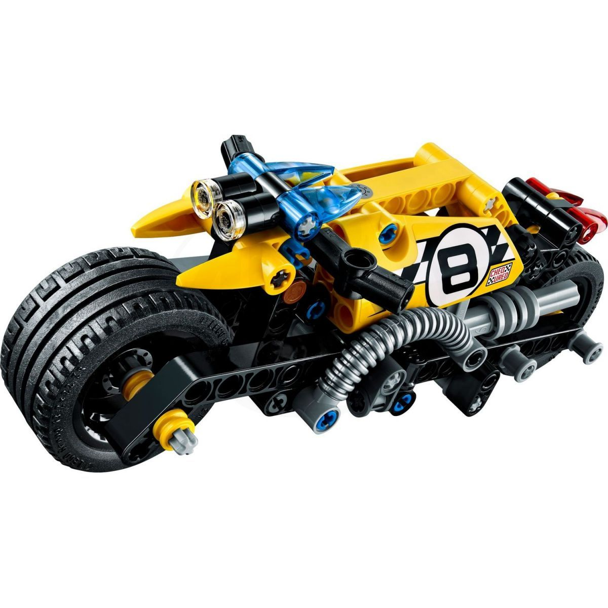 lego technic 42058 motorka pro kaskad ry 4kids. Black Bedroom Furniture Sets. Home Design Ideas